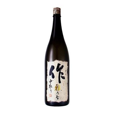 三重県の日本酒銘柄「作」