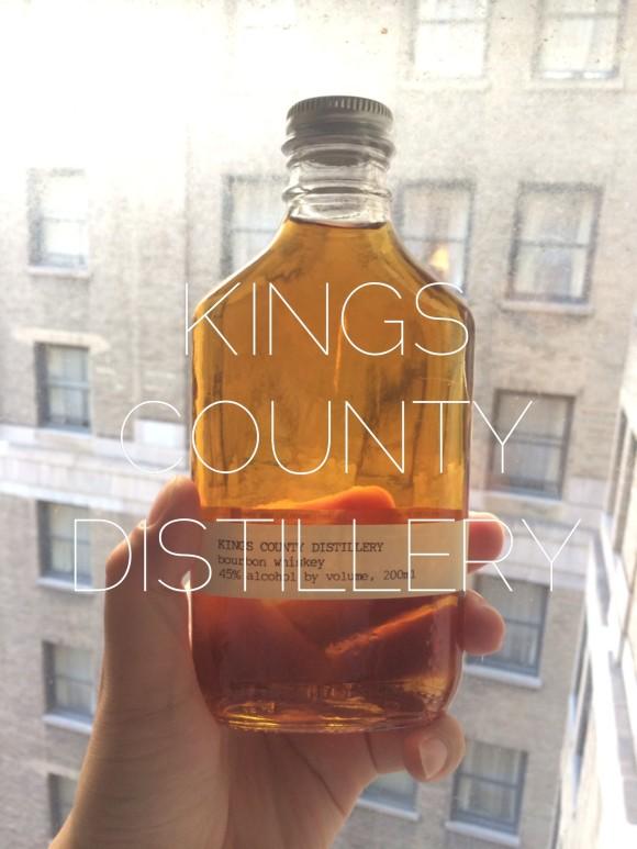 kings county distilleryのボトル