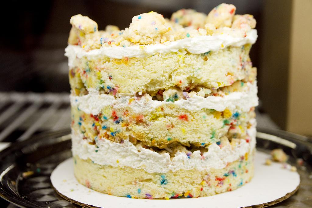 milkケーキ