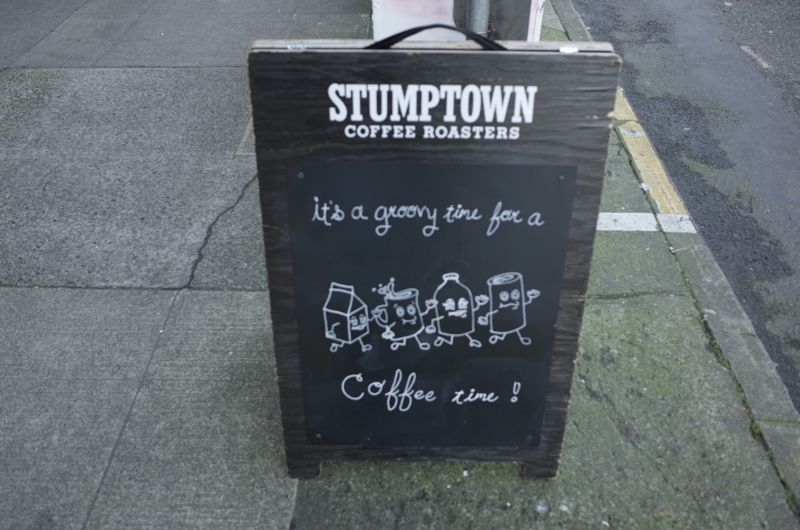STUMPTOWN COFFE