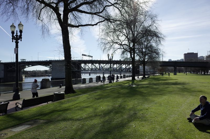 Govenor Tom McCall Waterfront Park
